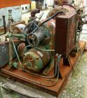 Used- Cornell Versator, Model D-26, Carbon Steel. 26