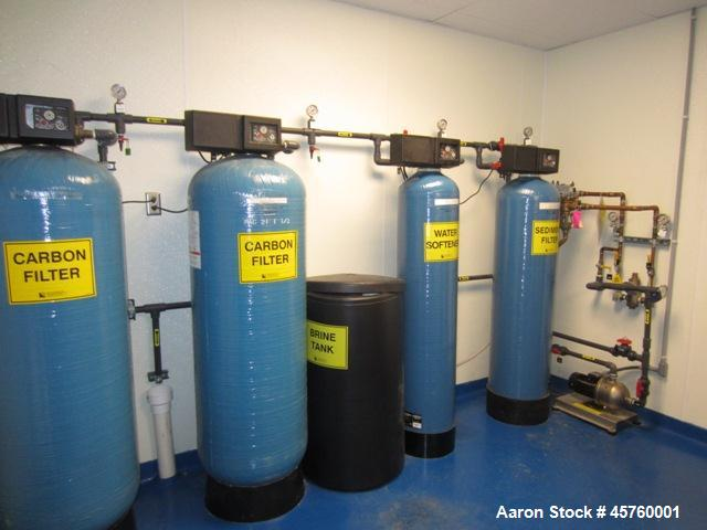 Unused- Mar Cor Vertical Reverse Osmosis System.
