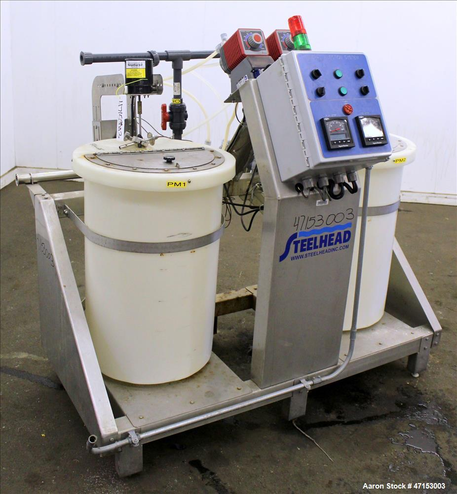 Used- Steelhead Inline Mineral Injection System