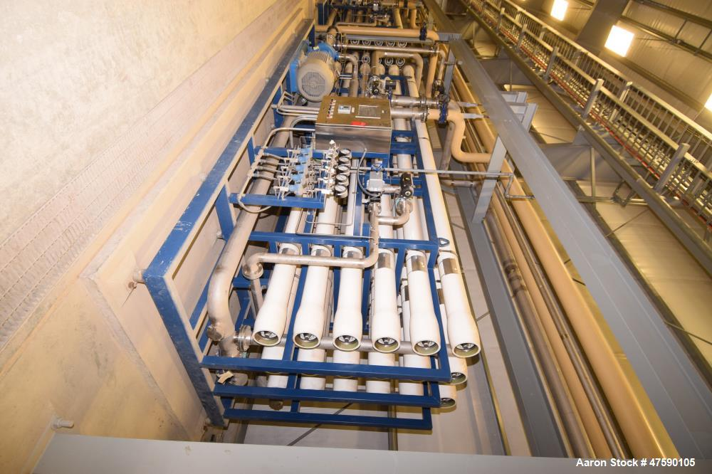 Unused- Water and Power Technologies Single Pass Reverse Osmosis Unit.