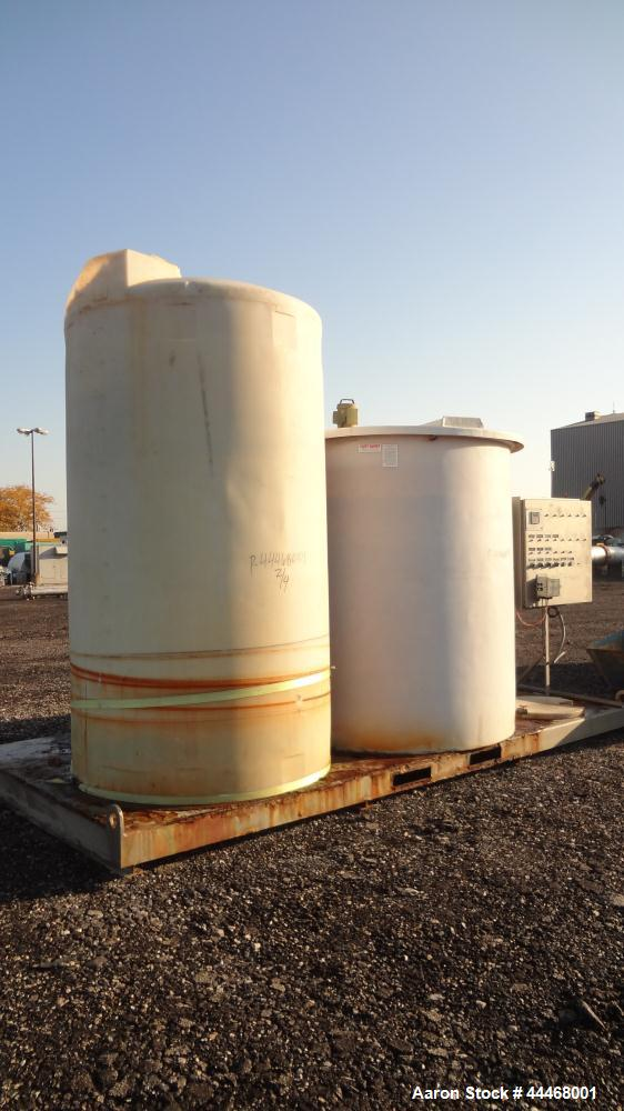 Used- ACS Water Treatment System