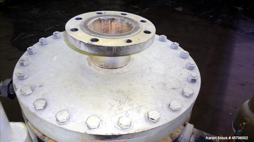 Used- Ajax Boiler Unfired 16\