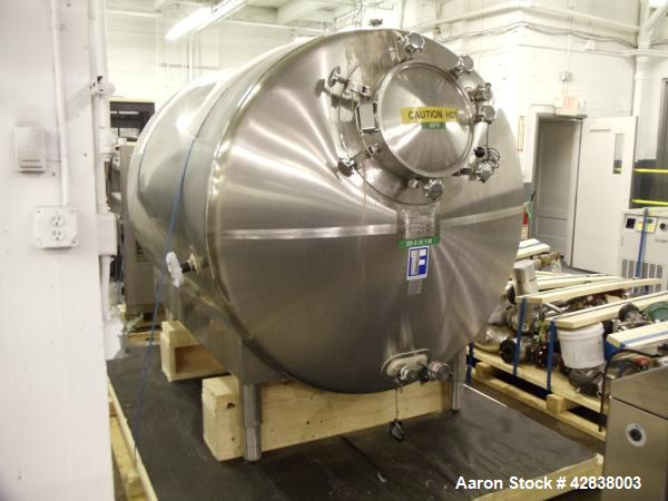 Used- Stainless Steel Aqua-Chem Single Effect Still System, Model SED-100,