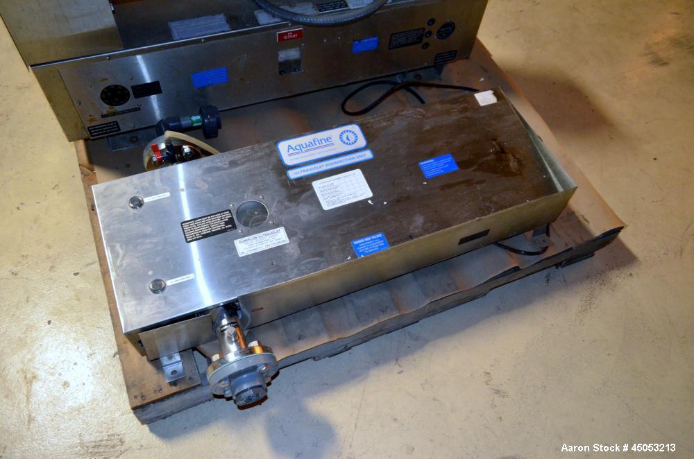 Used-Aquafine UV System