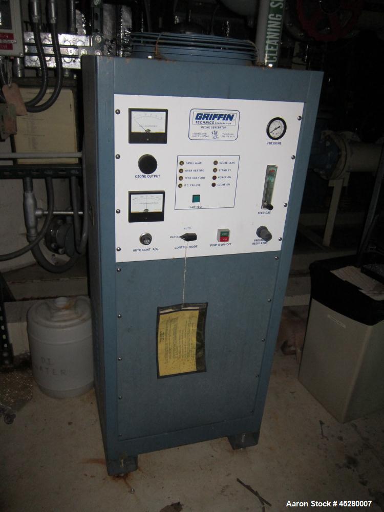 Used- AquaFine Ultraviolet Sterilizer System