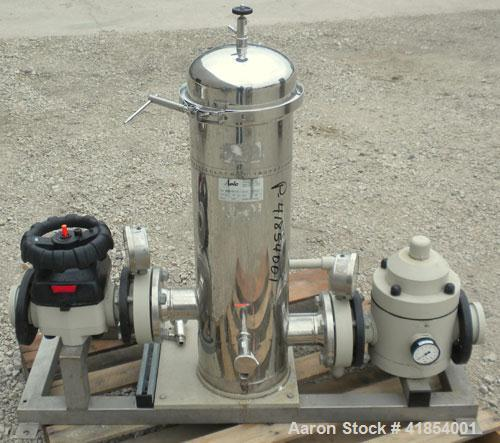 Used- Christ Septron Reverse Osmosis System Consisting