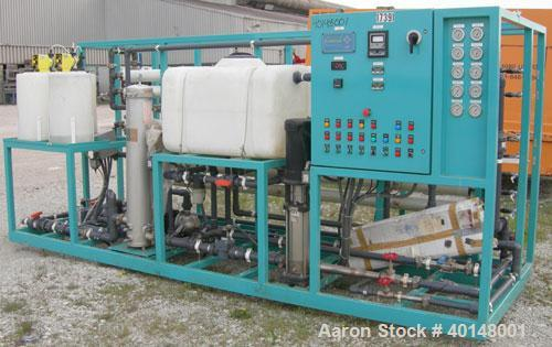 Used- Crane Environmental Delta Series Reverse Osmosis System