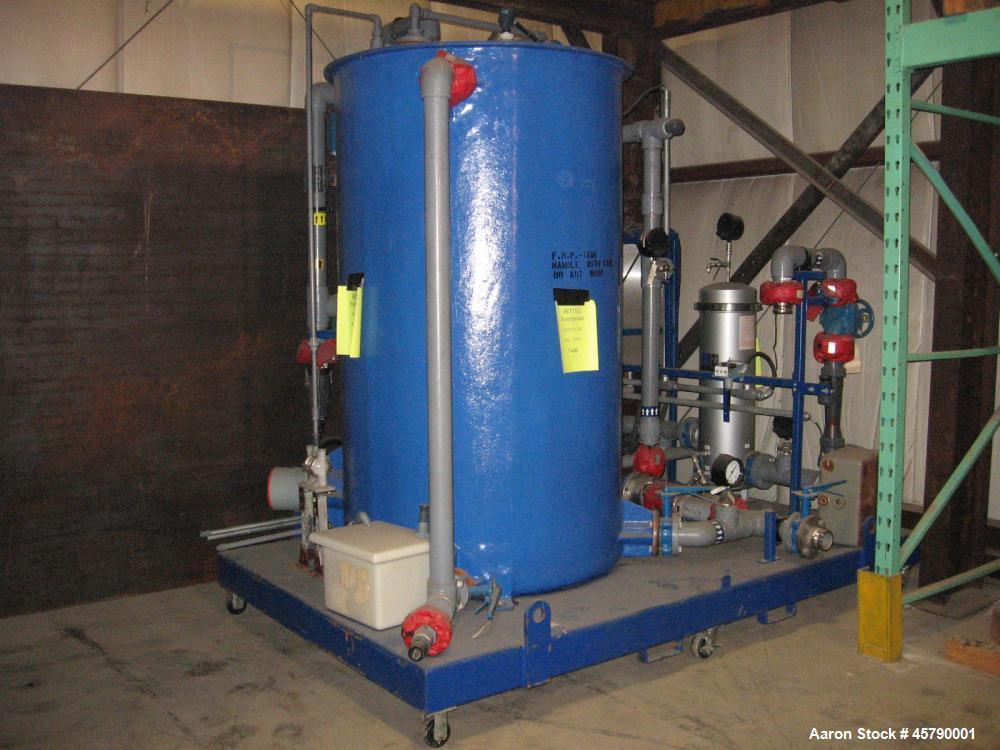 Used- Drake Triplex Reverse Osmosis System.
