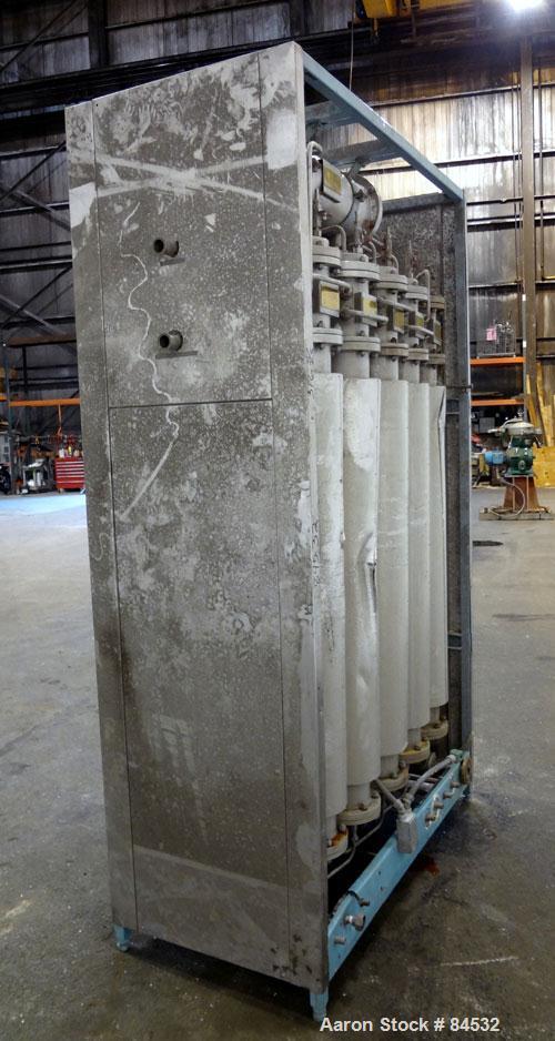 Used- Stainless Steel Finn-Aqua 5 Column Water For Injection Sytem, Model 200H4