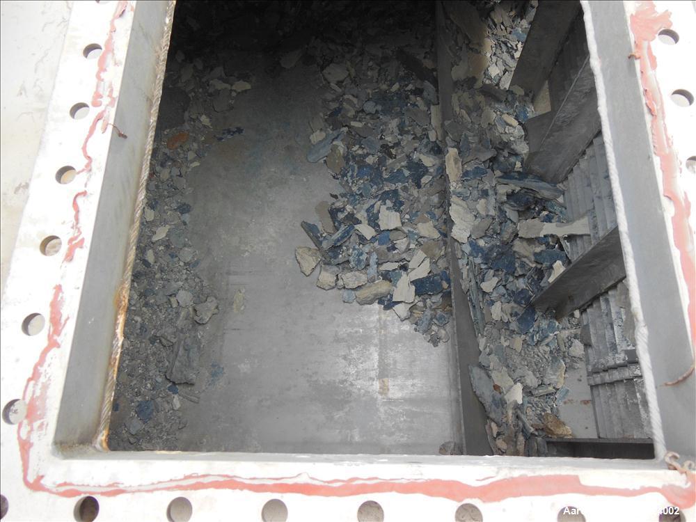 Used- Stainless Steel Great Lakes Environmental Waterlink Slant Plate Clarifier,