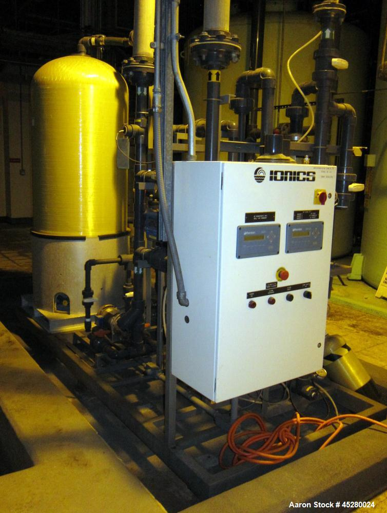 Used-Ionics Water Softener