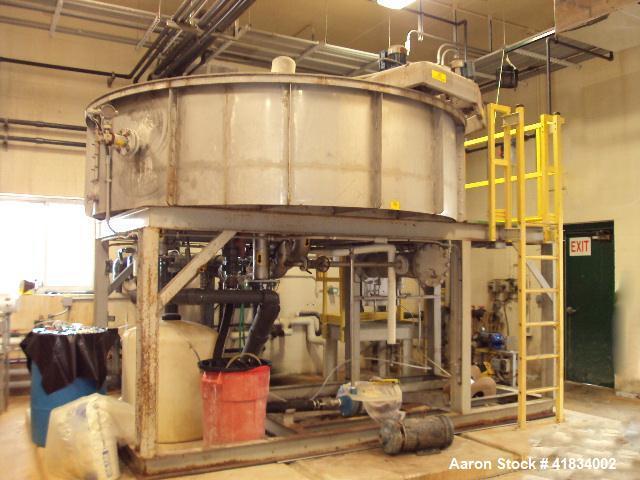 Used- Krofta DAF Water Clarifier System, Model SPC-10