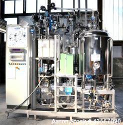 Millipore Ultra Filtration System, Type MSP 006165, Consisting Of: (1) Mavag Reactor, 200 Liter (52...
