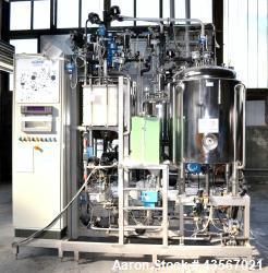 Millipore Ultra Filtration System, Type MSP 006166, Consisting Of: (1) Mavag Reactor, 200 Liter (52...