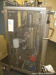 Used- Stainless Steel Olsa SPA Steam Generator, Model LT30