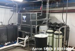 Used- Hydro Tek Multi Media Water Recycler, Model RMME2-R4T. 10-12 gpm process rate. Includes: oil/water/solids separator mo...