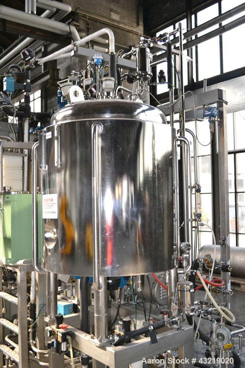 Used- Millipore Ultra Filtration System, Type MSP 006165