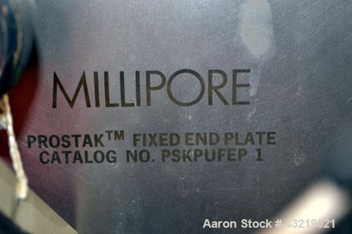 Used- Millipore Ultra Filtration System, Type MSP 006166