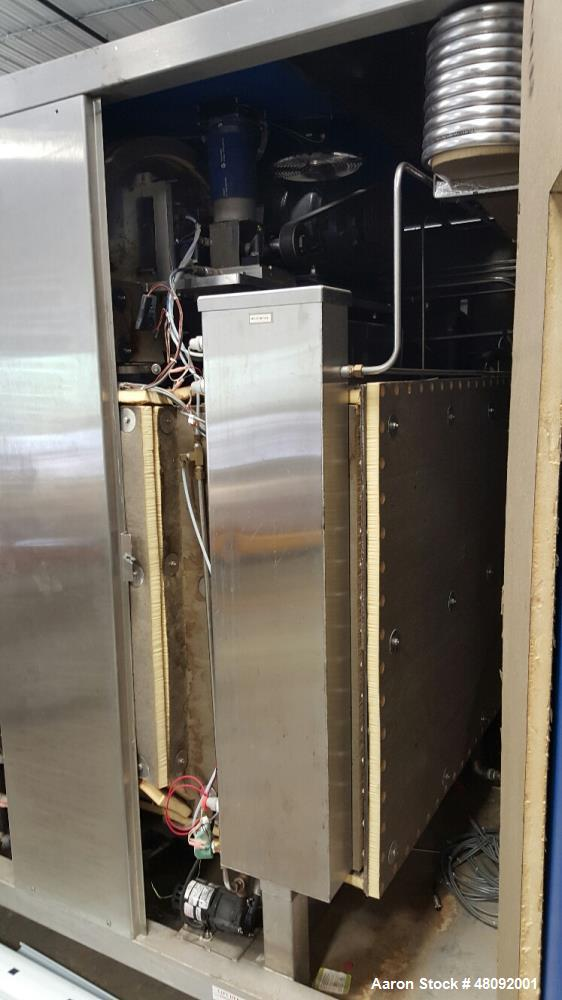 Used- Norland Vapor Compression Commercial Distiller, Model s VC6000. 6,000 Gallons (22,800 L) distilled water per day. 1,00...