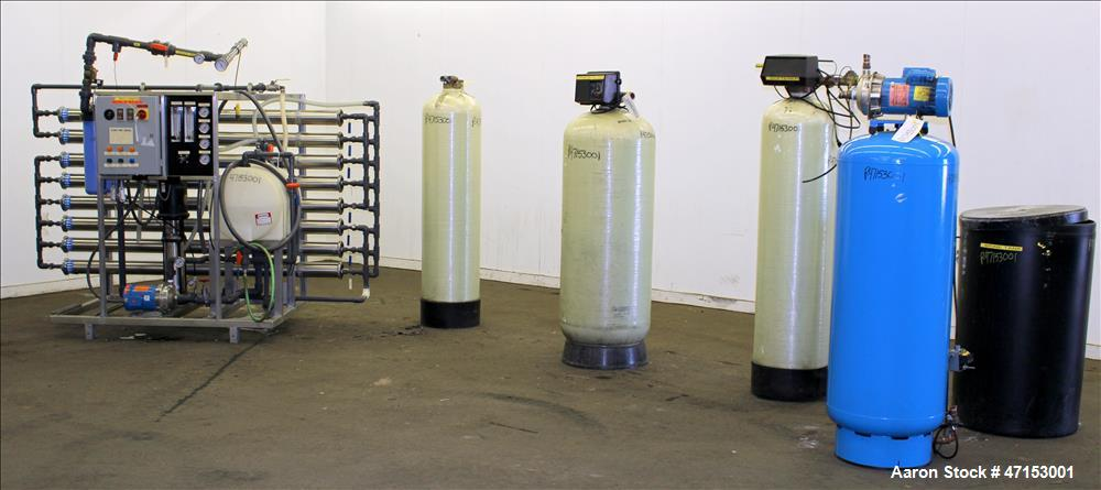Used- Severn Trent Services Reverse Osmosis Water Treatment System, Model TAP-PU