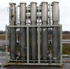 Unused-USED: Stilmas WFI water purification system consisting of the following equipment: (1) 1000 liter single wall stainle...