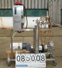 USED- Reverse Osmosis System Consisting Of: (1) Hydra-Cell diaphragm pump, model D25, 316 stainless steel. 2
