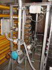 Used- Koch Supercor Multi Pass UF Membrane Filter System consisting of: Membrane filter system, membrane filter, control pan...