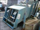 USED: Parkson Lamella gravity settler, model 300/55, carbon steel construction, series 55, 300 sq ft clarification area, rat...