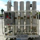 Used- MECO Mechanical Equipment Company Multiple Effect Still, Model 4MEF25