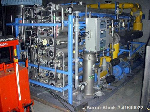 Used- US Filter Reverse Osmosis System