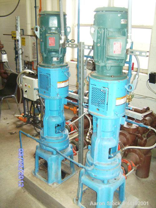 Used-Vulcan Liguifue Sludge Thickener, Model LFST-366