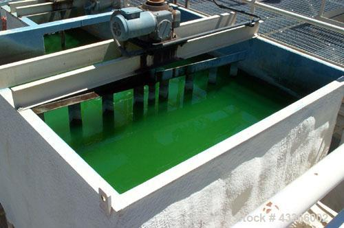 Used-Carbon Steel Westech Plate Clarifier