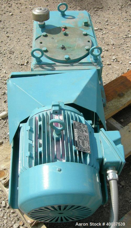 Used- Chemineer Agitator, Model 1HTD-2, 68 output rpm. Driven by a 2 hp, 3/60/220-230/ 440-460 volt, 1140 rpm motor.