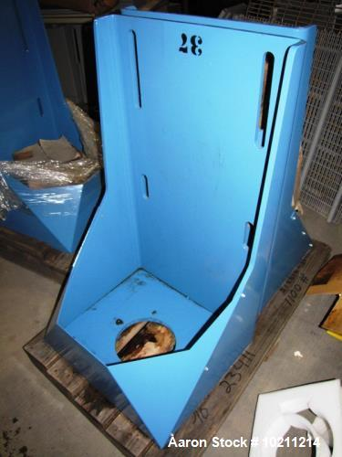 Unused- 200 HP Chemineer Mixer Drive 10 HTNS-200 200 HT Turbine Agitator Drive. Right angle design. Output rpm is 68. Motor ...