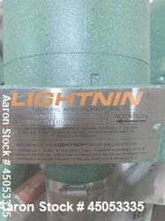 UNUSED- Lot of (4) Lightnin Model XD-30 Agitators with Stainless Steel Shafts