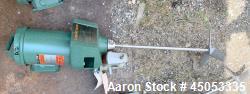Lightnin Model XD-30 Agitator with Stainless Steel Shaft