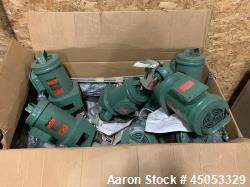 UNUSED- Lot of (4) Lightnin XJ 30 Agitators with Stainless Steel Shafts