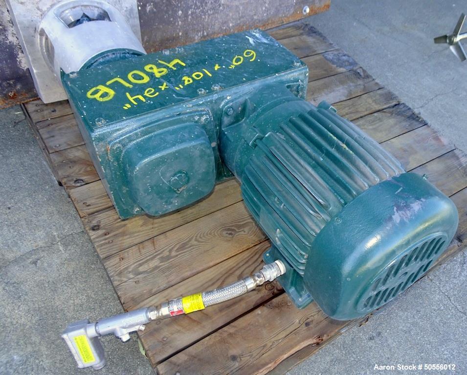 Used- Mix-Mor Agitator, Model OD-3.