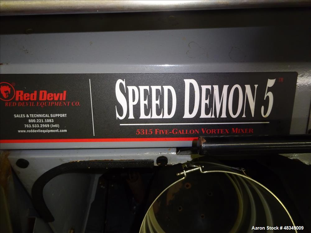 used red devil equipment speed demon 5 pail buck. Black Bedroom Furniture Sets. Home Design Ideas