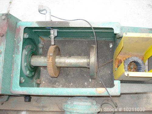 Used-Lightnin Mixer Model 72-S-15.  Drive ratio 6.43. Output rpm 272.0. Recommended motor is 15 hp. Reliance Electric 15 hp,...