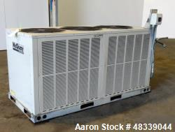 Used- McQuay Air Conditioning Air Cooled Rooftop Condensing System.
