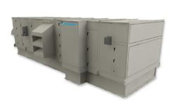 Unused- Set of (2) Daikin Air Handling Units