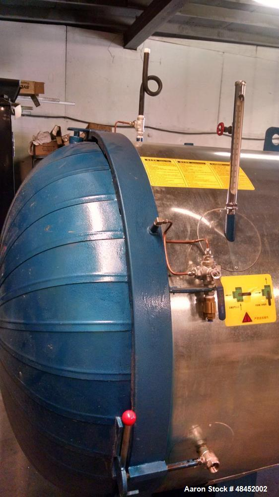 Used- Autoclave, 17' x 6'