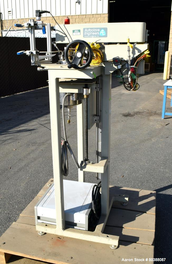 Used- Autoclave Engineers Zipperclave Autoclave