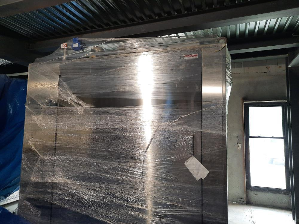 """Unused - Fedegari Dry-Heat Sterilizer, Model XFOD9/Q610, 304 Stainless Steel. Approximate usable chamber size 70.86"""" (1800 m..."""
