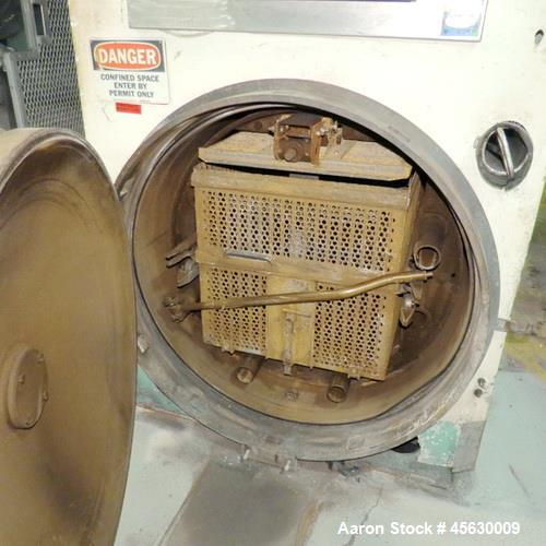 Used- Rotomat Autoclave