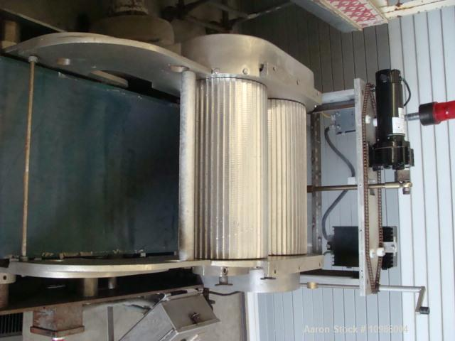 Used- APV Two Roll Extruder