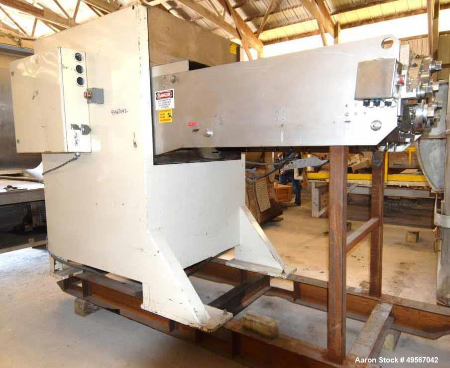 Used- Hosokawa Bepex Form Press, Model  FP 3-250.