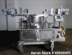 Used- Rheon Double Lane Cornucopia Elastic Dough Encruster, Model WN066.