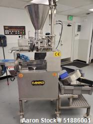 Used-Anko SD 97W Automatic Encrusting and Forming Machine